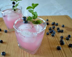 Refreshing Blueberry MintLemonade