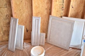 Diaries of a Kitchen Reno: Cabinets {Part4}