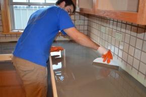 Diaries of a Kitchen Reno: Countertops {Part2}