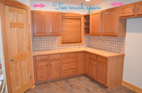 Diaries of a Kitchen Reno: Cabinets {Part5}
