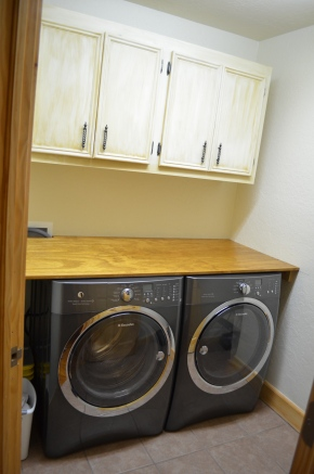 Finding the Magic everywhere- even in a laundryroom